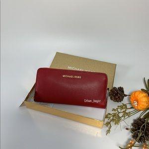 Michael Kors Giftables Large Zip Around Wallet